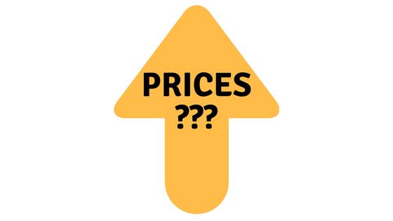 5 vigtige tegn på, at det er ved at være tid til at hæve dine priser